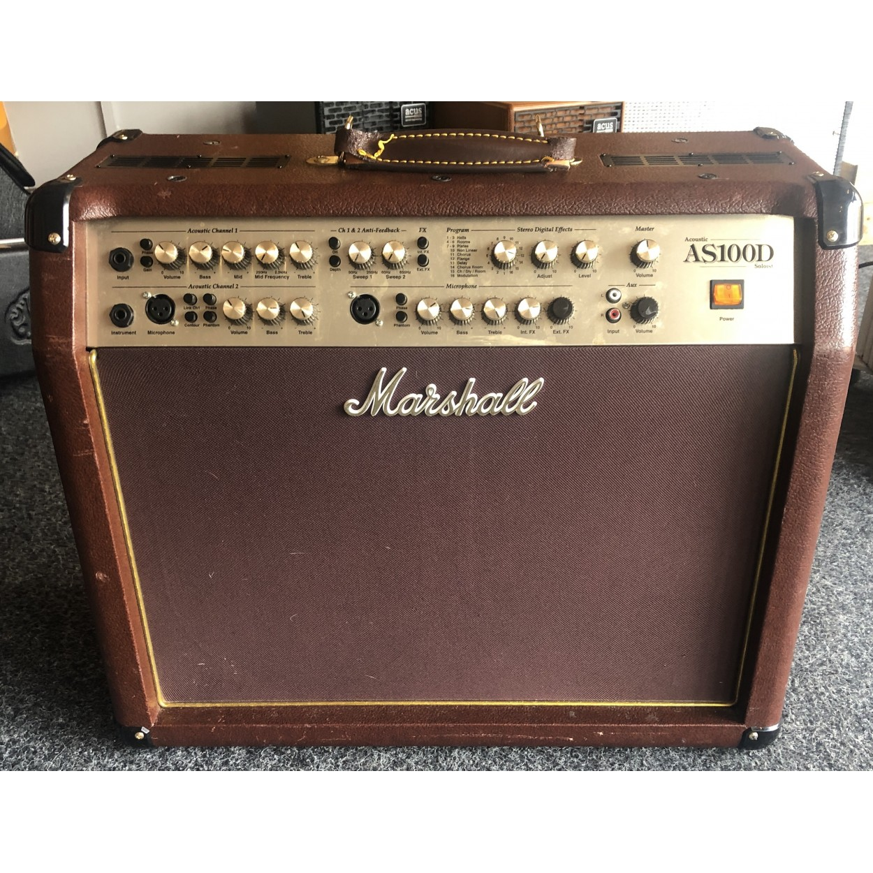 Marshall AS-100 D Preowned