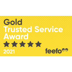 Feefo Trusted Awards 2021