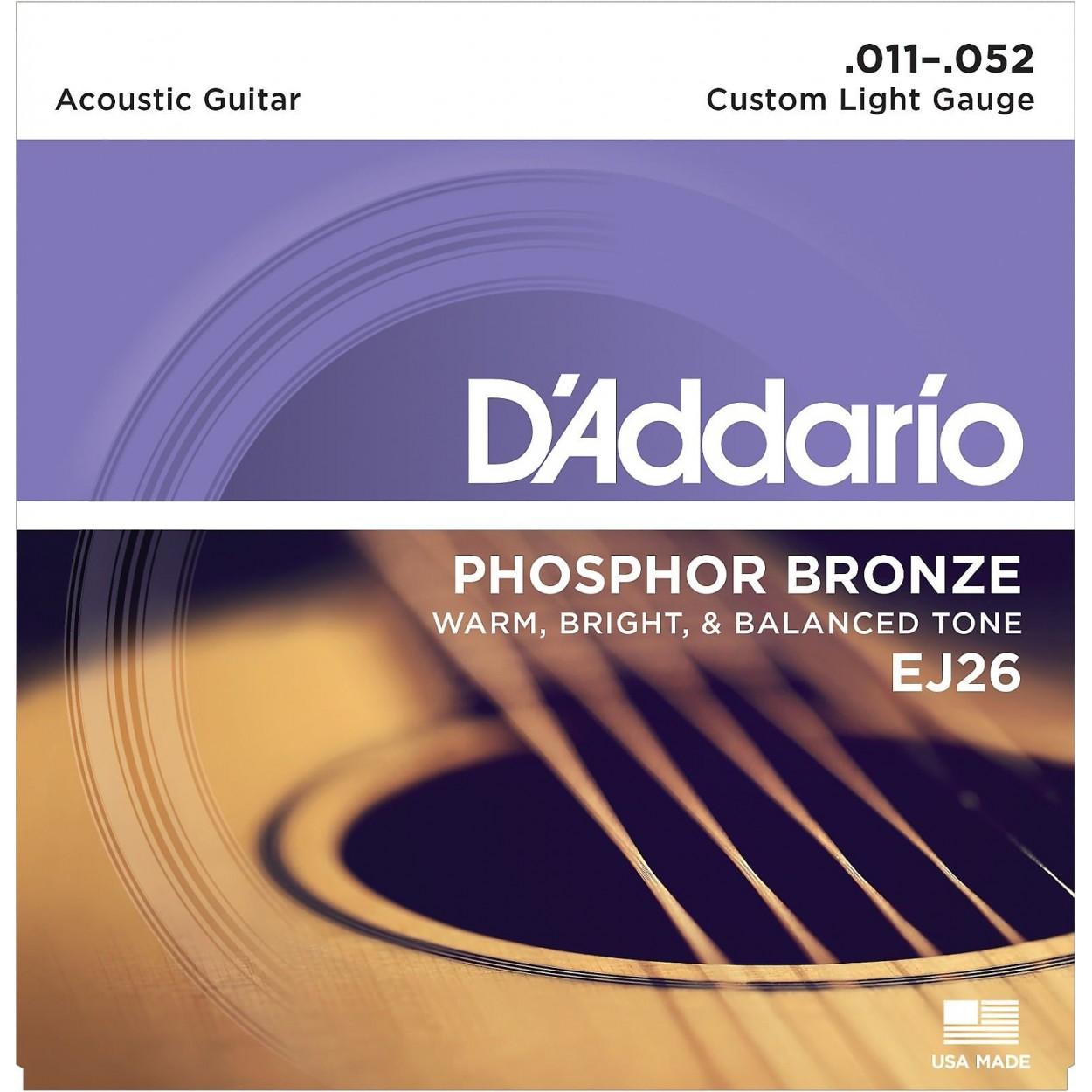 D'Addario EJ26 11-52