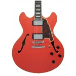 D'angelico Premier DC Fiesta Red