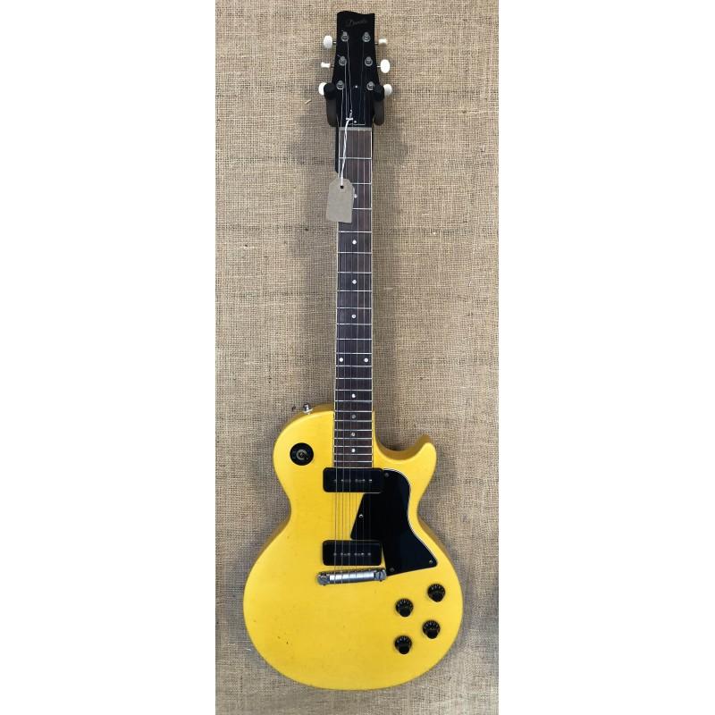 Flat Top Tv Yellow Tree Of Life Guitars