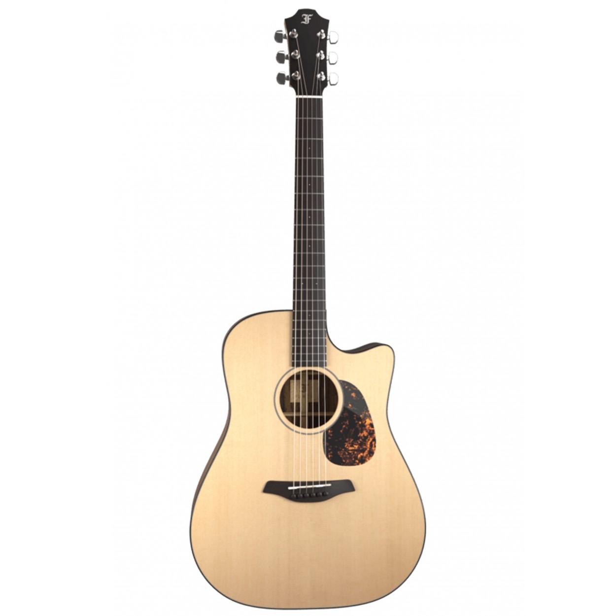 Furch Blue Dc SA Dreadnought Cutaway Acoustic Guitar