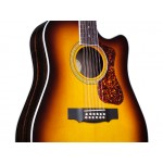 Guild D-2612CE Antique Sunburst