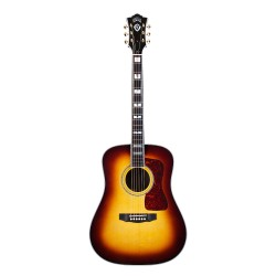 Guild D-55 Antique Sunburst