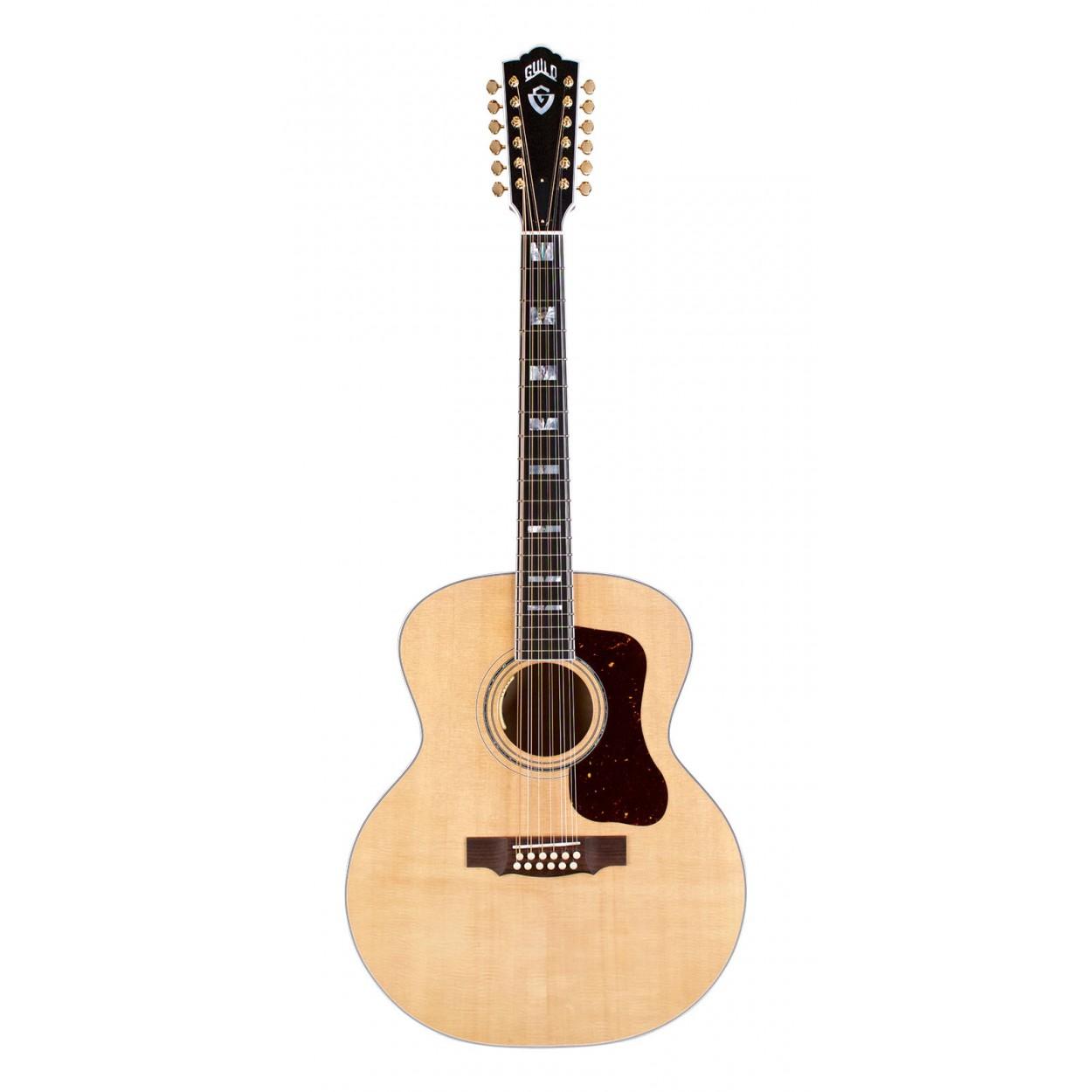 Guild F-512 E Maple 12 String