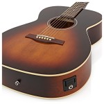 Seagull S6 Original Slim Burnt Umber Gloss Top